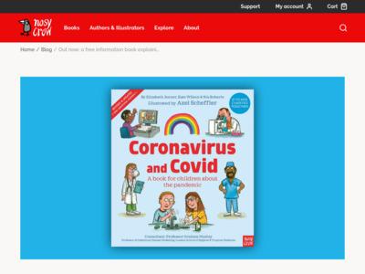 Coronavirus - A book for children