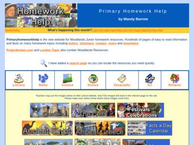 Bbc primary homework help