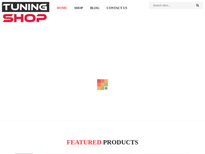 Tuningshop - Only for fashion cars