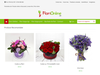 Flori Online