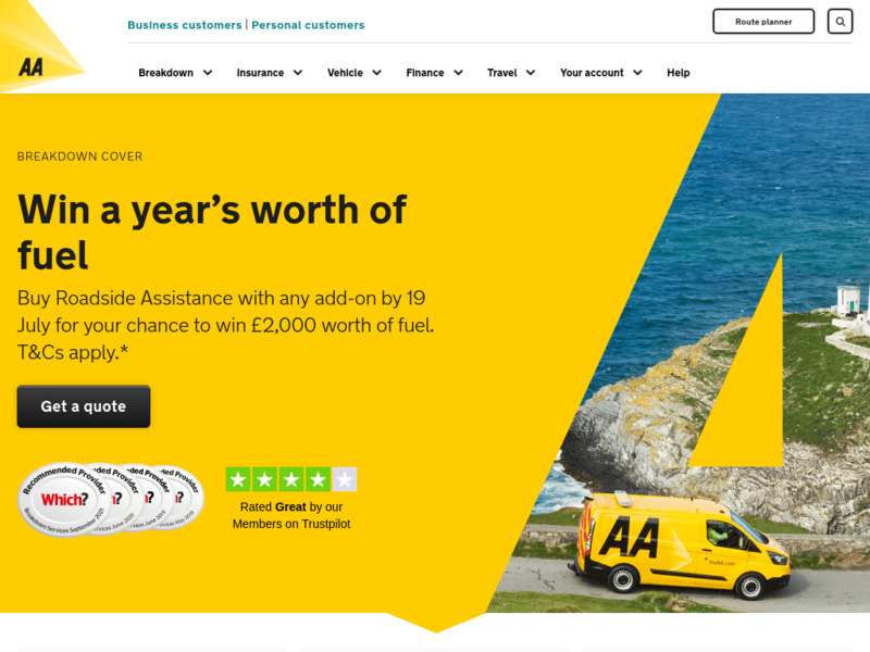 AA Car Insurance Review
