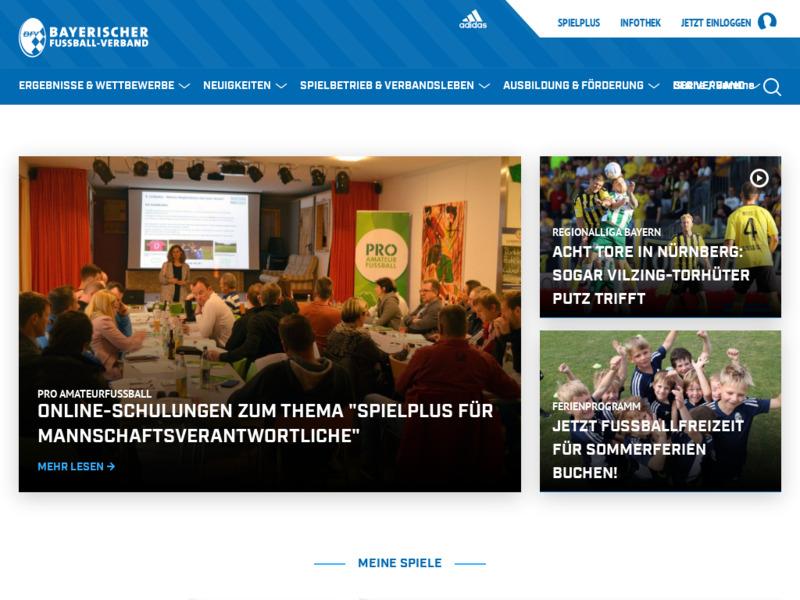 BFV - Bayerischer Fussball Verband