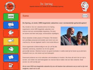 Vakantiecentrum De Spring
