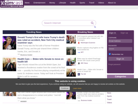 Screenshot of www.onlineviolineducation.com