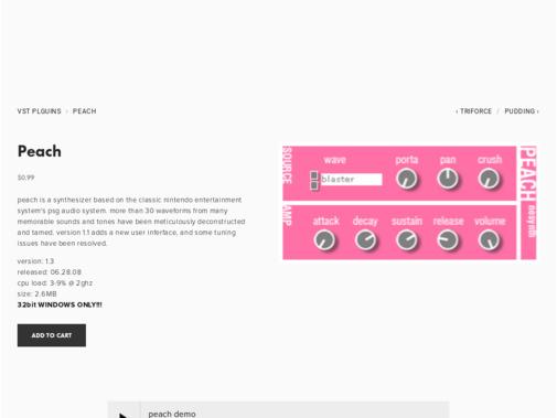 Screenshot of www.tweakbench.com