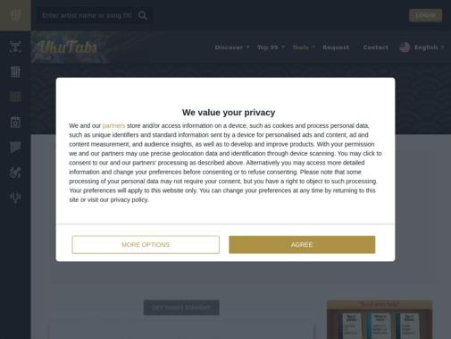 Screenshot of ukuguides.com