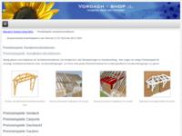 Holzvordach FAQ