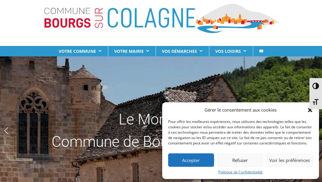 Mairie de Bourgs-sur-Colagne