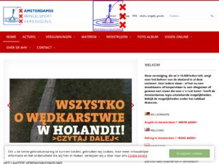 Amsterdam - Amsterdamse HSV